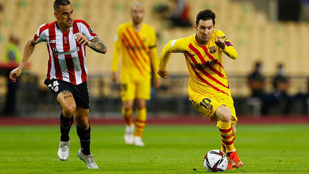 Messi lập cú đúp, Barca đoạt Cup Nhà Vua