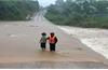 Bắc Bộ còn mưa to cục bộ, khẩn trương khắc phục hậu quả do lũ quét