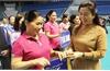 Bắc Giang: 130 vận động viên tham gia giải Cầu lông truyền thống phụ nữ lần thứ XXII năm 2021
