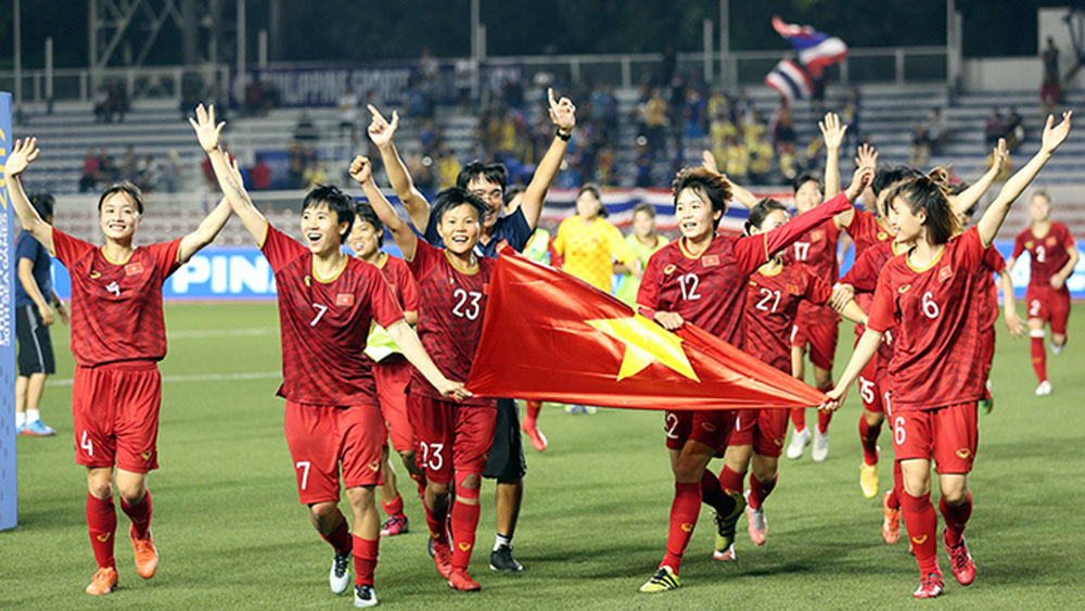 Vietnam, national women's football team, world rankings, FIFA rankings, international game,  Women's World Cup 2023