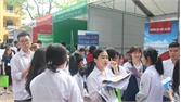 Bắc Giang: Sôi nổi hoạt động tư vấn hướng nghiệp cho học sinh THPT