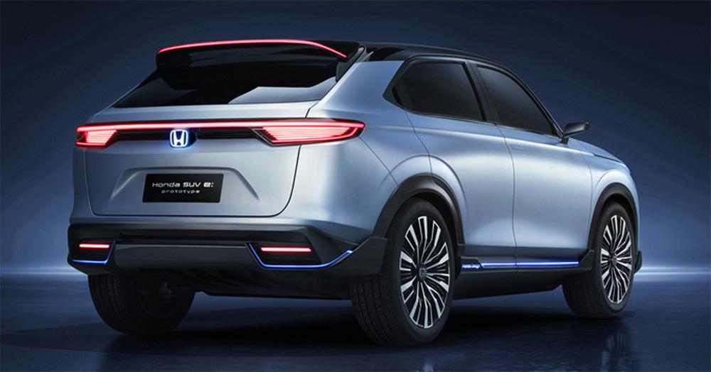 Honda,ôtô điện,Honda SUV,Xe mới,oto điện,Honda SUV e:prototype