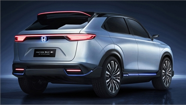 Honda SUV e:prototype - tương lai crossover điện