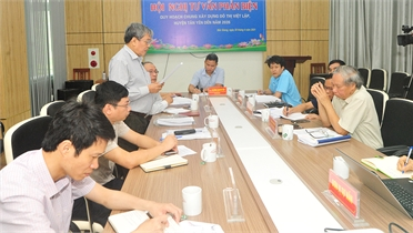 Bắc Giang: Phản biện về quy hoạch chung xây dựng đô thị Việt Lập