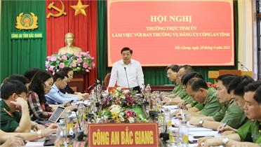 Bắc Giang: Bảo đảm an ninh chính trị, trật tự ATXH, tạo môi trường tốt thu hút đầu tư, phát triển