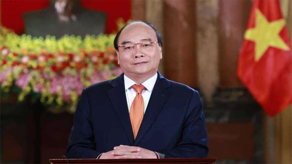 Chủ tịch nước Nguyễn Xuân Phúc, tham dự , Phiên khai mạc , Diễn đàn châu Á Bo Ao