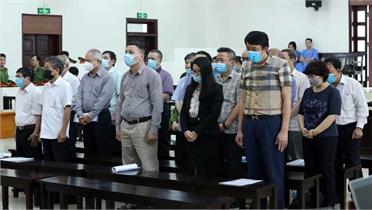 Xét xử vụ Gang thép Thái Nguyên: Nguyên Tổng Giám đốc TISCO Trần Trọng Mừng bị phạt 9 năm 6 tháng tù