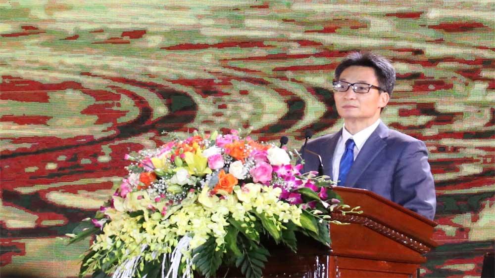 """Khai mạc Năm Du lịch quốc gia – Ninh Bình 2021 với chủ đề """"Hoa Lư - Cố đô ngàn năm"""""""