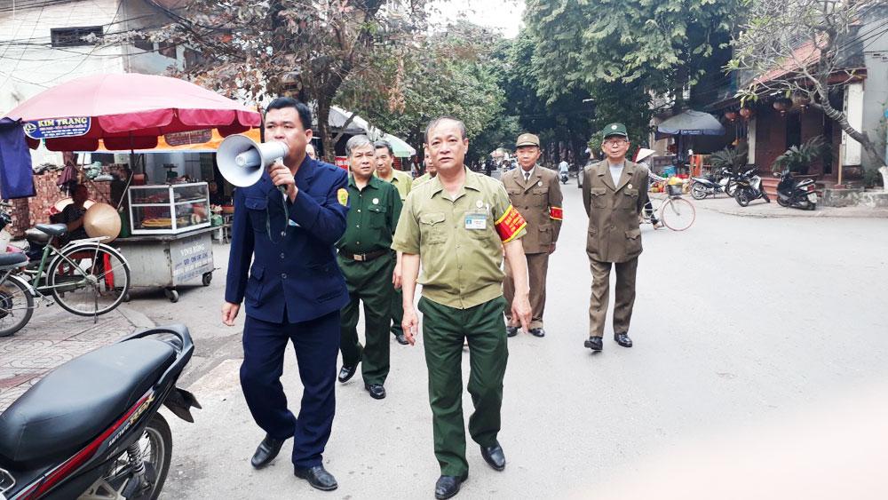Chỉ thị 05, Bộ Chính trị, TP Bắc Giang, Hồ Chí Minh