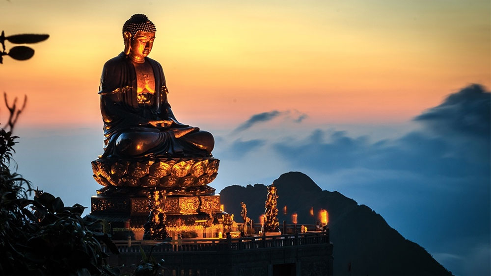 Bronze Buddha statue in Sapa recognised as Asia's highest statue
