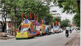 Bắc Giang: Gần 400 tuyên truyền viên tham gia Hội thi tuyên truyền lưu động