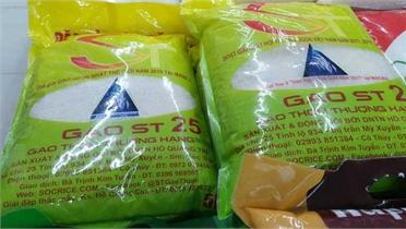 Hiểu đúng về thông tin gạo ST25 bị DN nước ngoài nộp đơn đăng ký bảo hộ