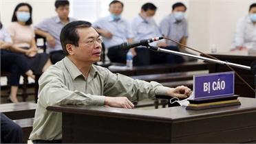 Cựu Bộ trưởng Bộ Công Thương Vũ Huy Hoàng bị đề nghị từ 10-11 năm tù