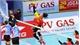 Vietnamese volleyball player breaks world record