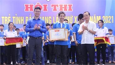 Hội thi Tin học trẻ tỉnh Bắc Giang: Trao 55 giải cho các thí sinh xuất sắc