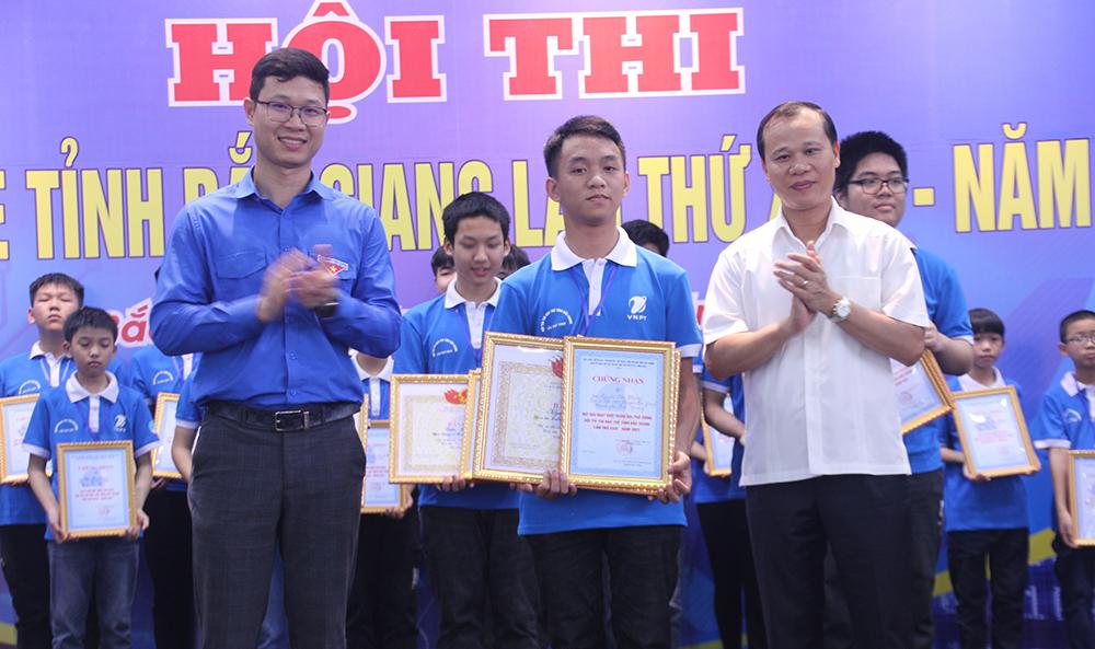 Bắc Giang, Hội thi tin học trẻ, thanh niên thiếu nhi Bắc Giang