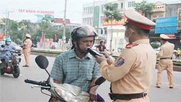 Bắc Giang: Tăng cường bảo đảm trật tự ATGT dịp nghỉ Lễ 30/4 và 1/5