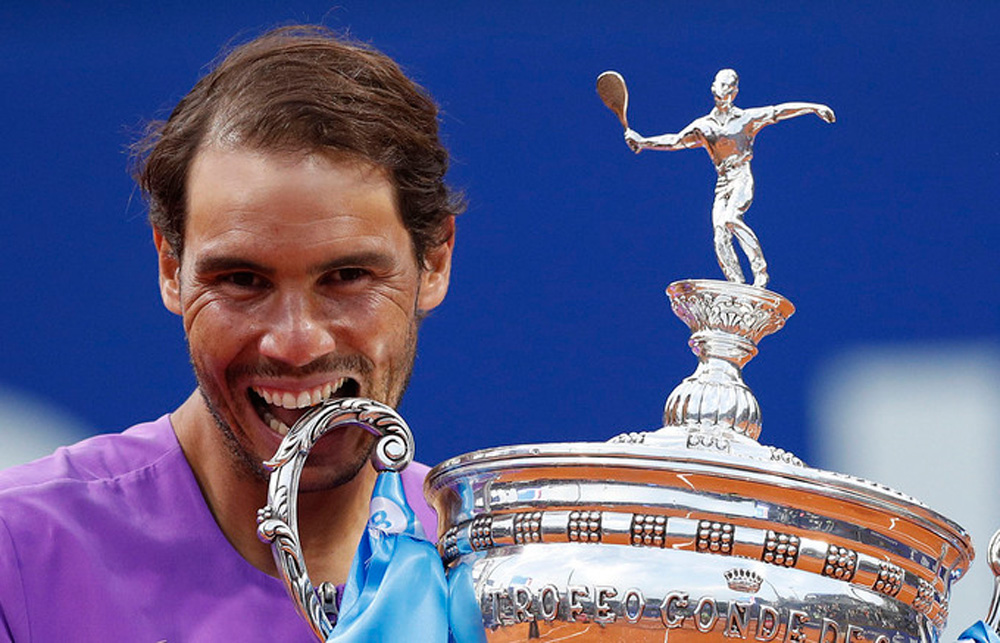 Rafael Nadal, Stefanos Tsitsipas, Barcelona Mở rộng,ATP 500