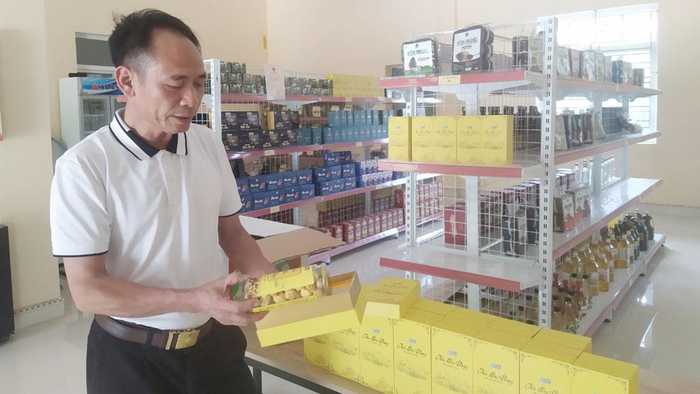 dân tộc thiểu số, Bắc Giang, dân tộc, trà hoa vàng, tiêu chuẩn OCOP