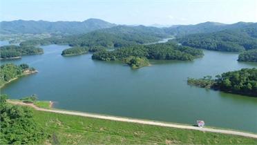 Phê duyệt Quy hoạch phân khu Khu đô thị, du lịch sinh thái thể thao Khuôn Thần (Lục Ngạn)
