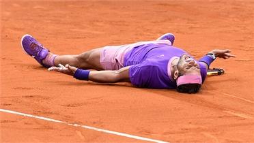 Nadal trở lại vị trí số hai thế giới