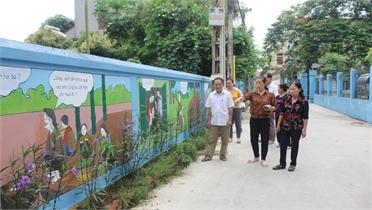 Xây dựng xã đạt chuẩn văn hóa nông thôn mới: Huy động sức dân, nhân rộng điển hình