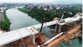 Bắc Giang: Phấn đấu hoàn thành xây dựng cầu Chũ (Lục Ngạn) trước ngày 30/5/2021