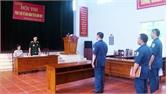 Yên Dũng: Hội thi pháp luật về dân quân tự vệ năm 2021