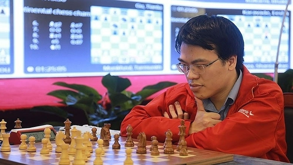 Grandmaster Le Quang Liem, Le Quang Liem, New in Chess Classic quarterfinals, fifth stage, qualifying campaign