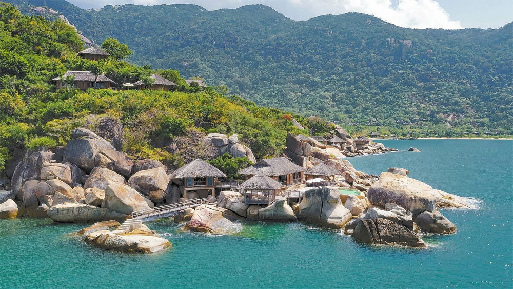 US magazine lists Khanh Hoa resort among world;s 30 best