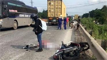 Cả nước có 13 người tử vong do tai nạn giao thông trong ngày đầu nghỉ lễ