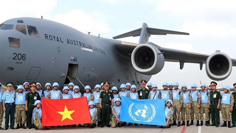 Vietnam reaches new milestone in diplomacy