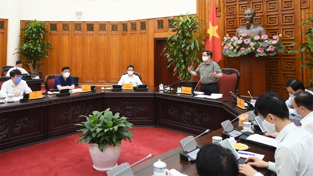Covid-19, dương tính với SARS-CoV-2; Thủ tướng Phạm Minh Chính; lơ là chống dịch