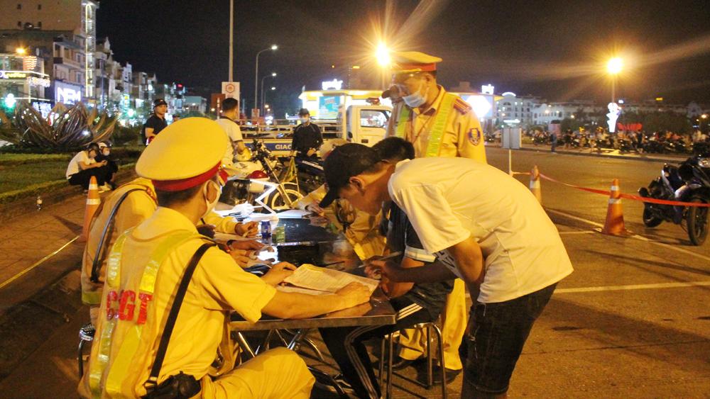 Bắc Giang: Không xảy ra ùn tắc, TNGT giảm sâu trong 4 ngày nghỉ lễ