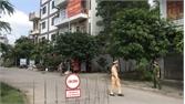 TP Bắc Giang: Lập thêm chốt kiểm soát phòng dịch Covid-19 tại đường Lê Triện, phường Dĩnh Kế