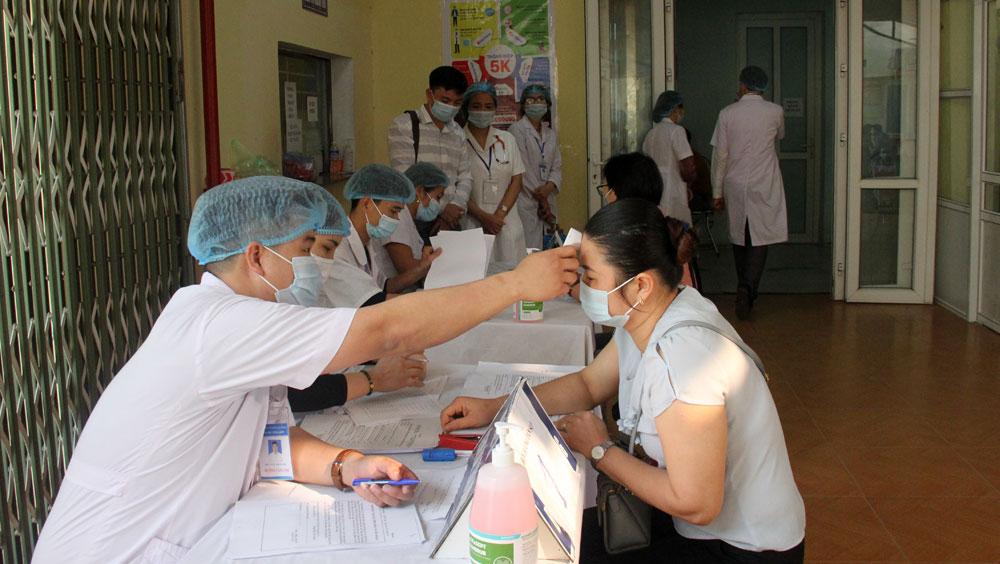 rà soát, bệnh nhân, phòng dịch, covid-19, Quảng Nam, Đà Nẵng, Bắc Giang