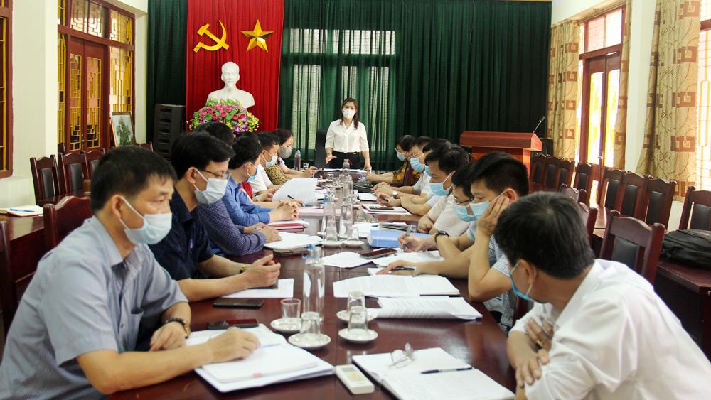 bầu cử, giám sát, Bắc Giang, Lâm Thị Hương Thành