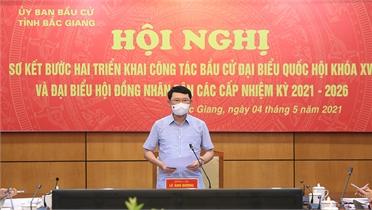 Bắc Giang: Tổ chức đợt cao điểm tuyên truyền về bầu cử đại biểu Quốc hội và đại biểu HĐND