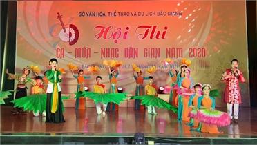 Bắc Giang: Tạm dừng Liên hoan hát Văn, hát Chầu văn