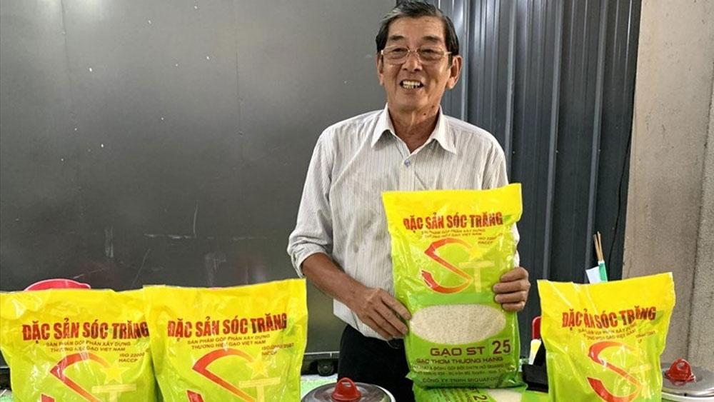 Vietnam Trade Office, ST24 and ST25, rice trademark, Australia, World's Best Rice, Vietnamese scientists, rice export