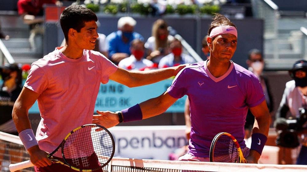 Nadal,Madrid Masters,Alcaraz
