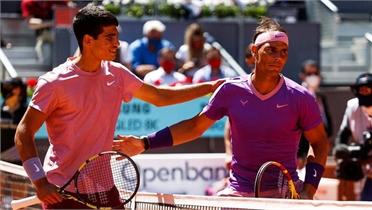 Nadal thắng dễ đàn em ở Madrid Masters