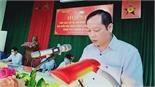 Ứng cử viên đại biểu HĐND tỉnh tiếp xúc cử tri tại Lục Nam