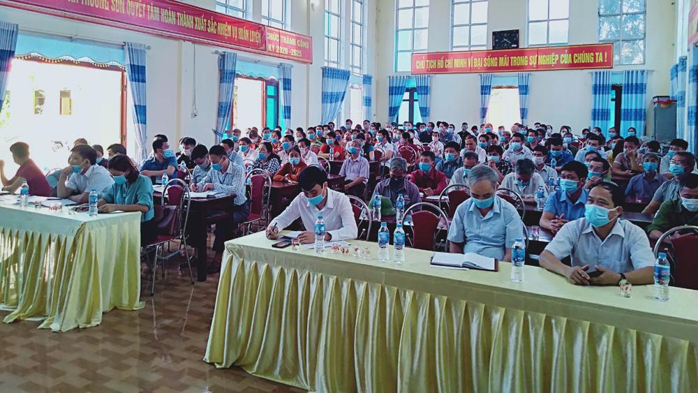 Ứng cử viên, đại biểu, HĐND tỉnh, khóa XIII, nhiệm kỳ 2021- 2026, tiếp xúc cử tri, Lục Nam