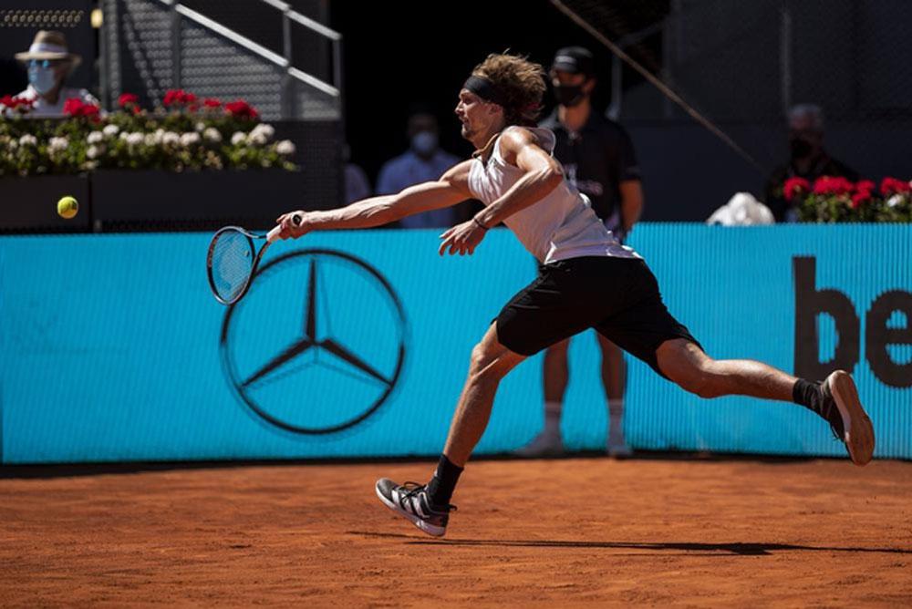 Nadal,Madrid Masters,Zverev