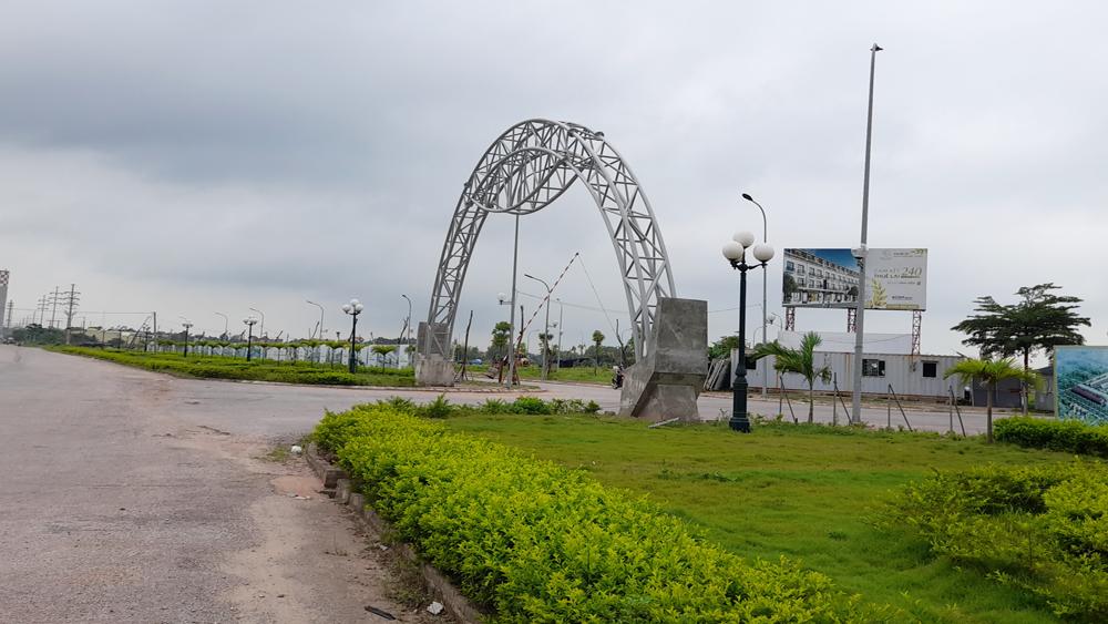Dự án bất động, bất động sản Bắc Giang, Sở xây dựng Bắc Giang, Công ty cổ phần Kosy