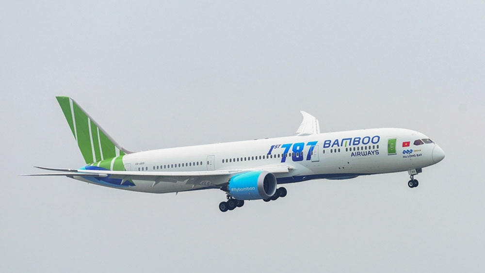 Bamboo Airways receives slots to operate direct flights to US