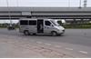 Nhiều xe biển số Hà Nội, Lạng Sơn vẫn đón khách tại Bắc Giang