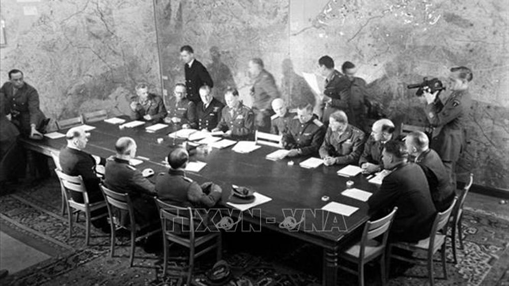 Kỷ niệm 76 năm Ngày Chiến thắng phát xít: Chiến thắng lịch sử mang ý nghĩa thời đại