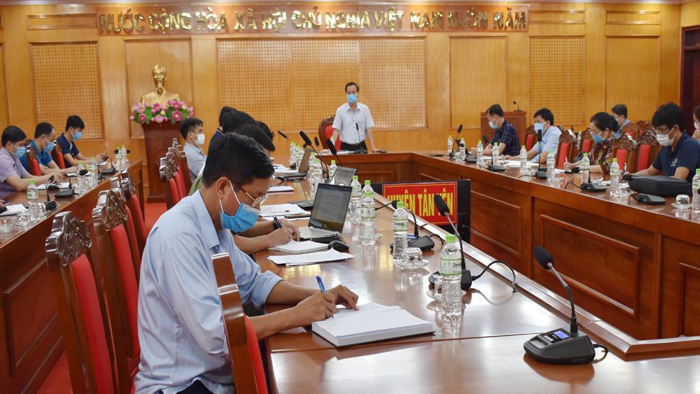 Bắc Giang: Từ ngày 10/5, chợ Mọc (Tân Yên) dừng hoạt động để phòng, chống dịch Covid-19